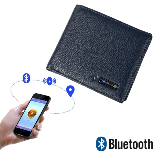 Bluetooth portemonnee